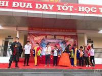 Chương trình chào năm mới 2021 của trường THCS Xuân Phương