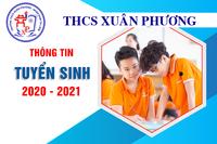 Thông tin tuyển sinh năm học 2020 - 2021